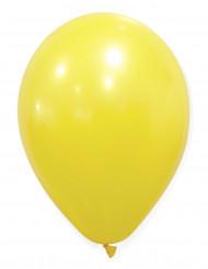 50 Globos amarillos