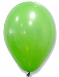 50 Globos verdes de látex