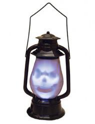Linterna luminosa y sonora 30 cm Halloween
