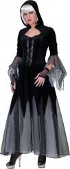 Disfraz de caperucita gótica mujer Halloween