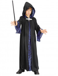 Disfraz mago brujo niño