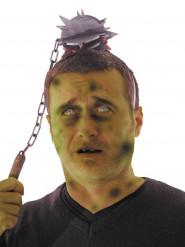 Diadema mazo ensangrentado adulto Halloween