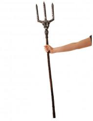 Tridente satán de lujo 122 cm Halloween