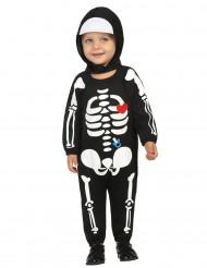 Disfraz de esqueleto bebé niño Halloween