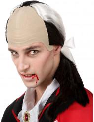 Peluca frente calva vampiro hombre