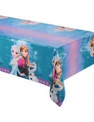 Mantel de plástico Frozen Copos de Nieve™ 120x180 cm