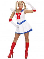 Disfraz manga sailor mujer