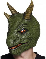 Máscara dragón látex adulto