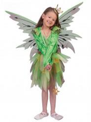 Disfraz elfo del bosque niña