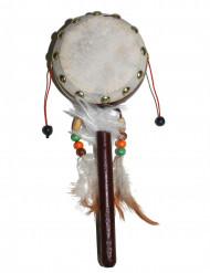 Tamborín indio 21cm