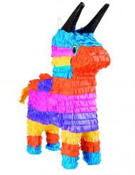 Piñata caballo multicolor