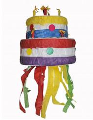 Piñata de Tarta de cumpleaños