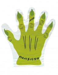 10 Bolsas mano Frankenstein Halloween