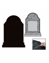 Lápida personalizable