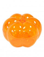 Caja calabaza naranja Halloween