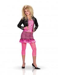 Disfraz adulto mujer fan años 80