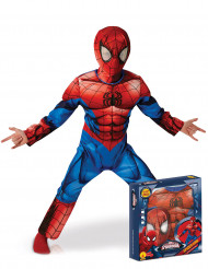 Disfraz de Ultimate Spiderman™ deluxe niño caja