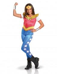 Disfraz Mujer Maravilla™ niña clásico - Superhero Girls™