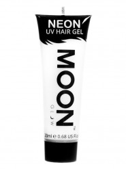 Gel para el pelo blanco fluo UV Moonglow™ 20 ml