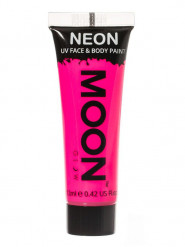 Gel cuerpo y rostro rosa fluorescente UV Moonglow™ 12 ml