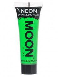 Gel cara y cuerpo verde UV Moonglow™ 12 ml