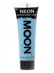 Gel rostro y cuerpo azul pastel UV Moonglow™ 12 ml