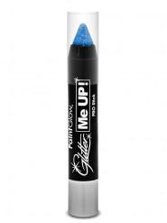Lápiz de maquillaje purpurina azul UV 3 g