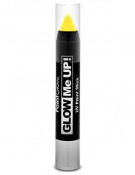 Lápiz de maquillaje amarillo fluo UV 3 g