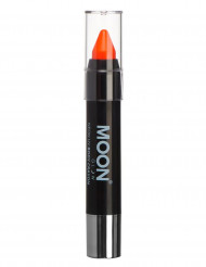 Lápiz de maquillaje naranja fluorescente UV 3 g