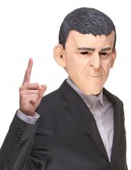 Máscara humorística látex Manuel adulto