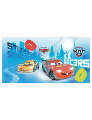 Decoración mural Cars hielo Ice Racers™ 150x77 cm