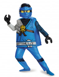 Disfraz de Jay Ninjago® deluxe LEGO® niño