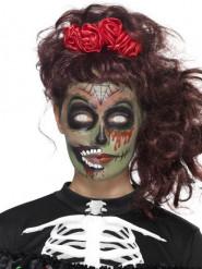 Kit maquillaje Zombie Día de los muertos