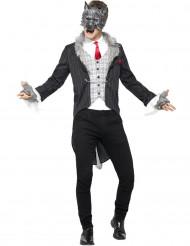 Disfraz hombre lobo traje adulto