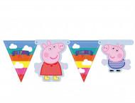 Guirnalda banderines Peppa Pig™