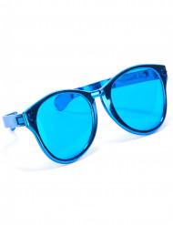 Gafas gigantes adulto azul