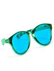 Gafas gigantes adulto verde