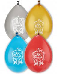 8 Globos de látex caballeros