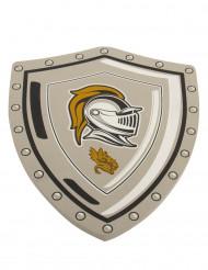 Escudo de caballero medieval