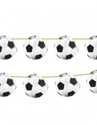 Guirnalda banderines fútbol 10 m