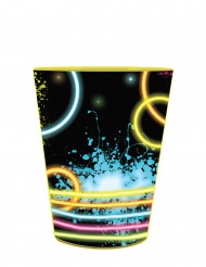 Vaso plástico Glow Party