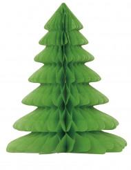 Centro de mesa árbol de Navidad 30 cm
