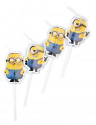 6 Pajitas Minions™