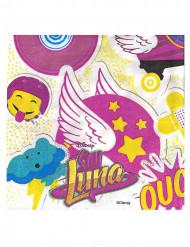 20 Servilletas de papel Soy Luna™ 33x33 cm