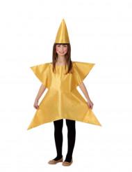 Disfraz estrella niña