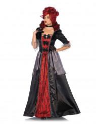 Disfraz condesa vampiro mujer