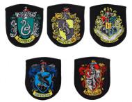 Lote 5 réplicas escudo Hogwarts - Harry Potter™