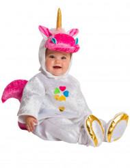 Disfraz unicornio bebé-Premium