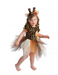 Disfraz de jirafa bebé - Premium
