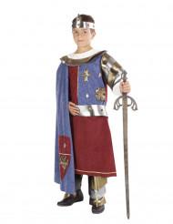 Disfraz rey Arturo niño - Premium